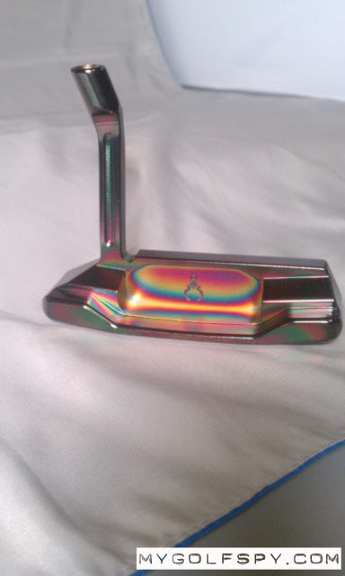 Freshly Painted New Whitlam Putters