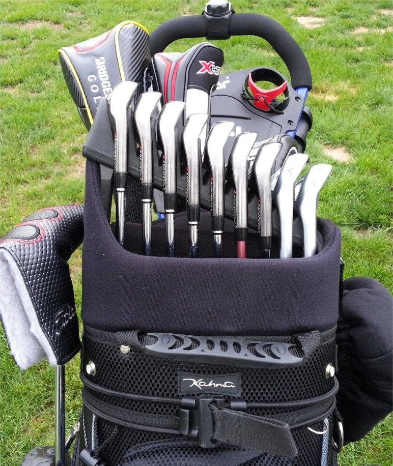 Review Kahma C2 Cart Bag Forum Member Product