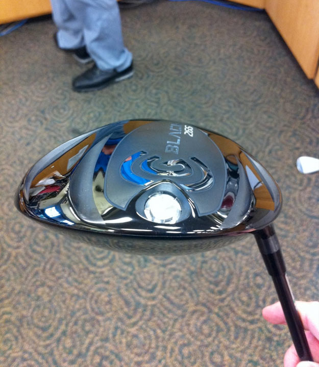 Cleveland Black 265 Driver In Hand Pics
