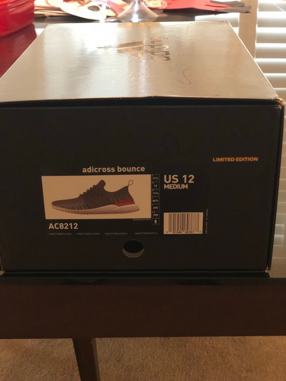537dc38734f New limited edition Adidas Adicross Bounce golf shoes - FREE ...