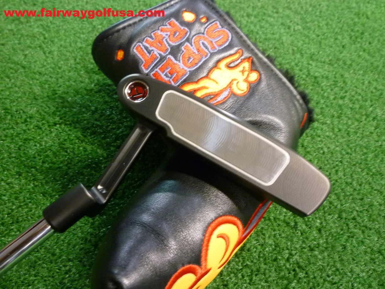 CUSTOM TOUR ONLY/Circle T EXCLUSIVE 2012 Super Rat GSS insert Scotty
