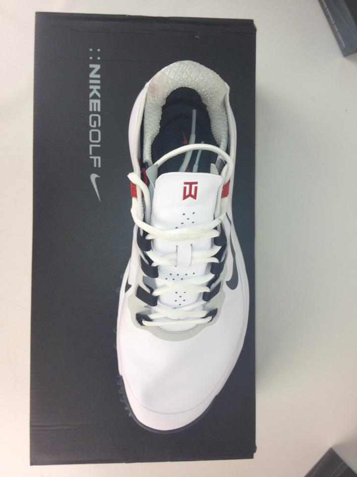 Tiger Woods Golf Shoe Sneaker