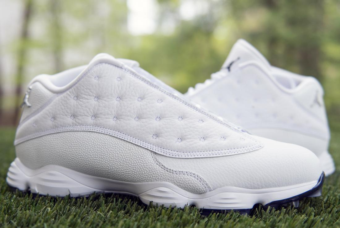check out ef75a b7908 First Look - Nike Jordan XIII Golf Shoes - General Equipment ...