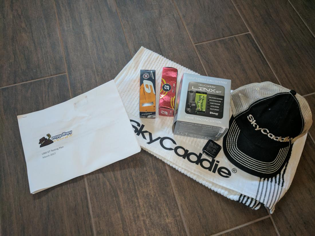 Official Forum Member Review Sky Caddie Linx Gt Gps