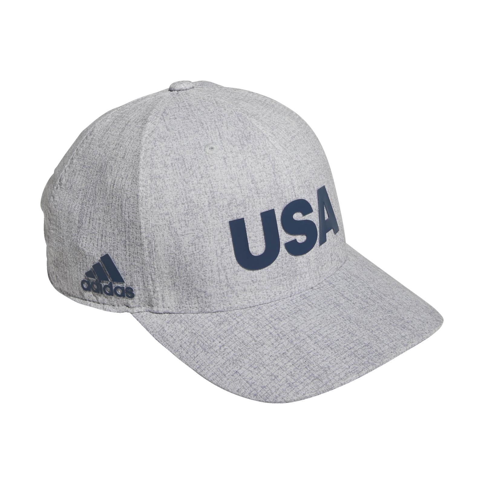 edc6139024cc The USA GOLF Collection is available now on adidas.com and at select  retailers nationwide.