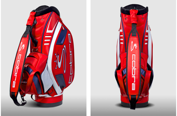 Cobra Us Open Staff Bag Special Edition Jpg