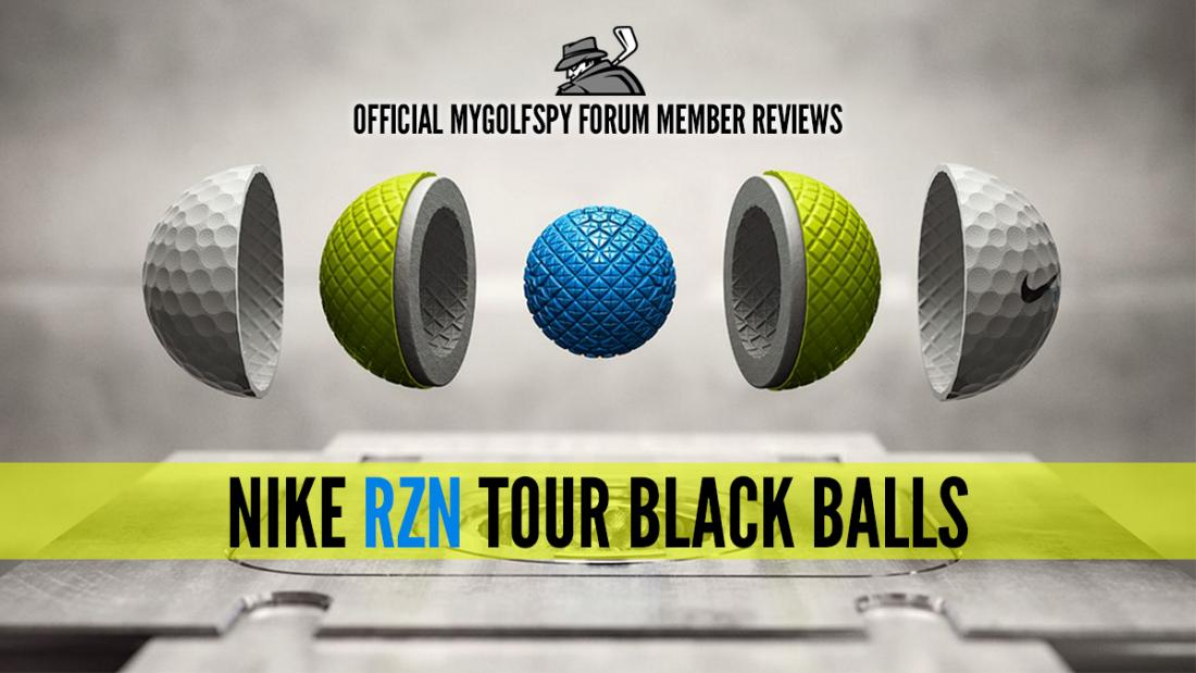 Nike Rzn Black >> Official Forum Member Review Nike Rzn Tour Black Balls Official