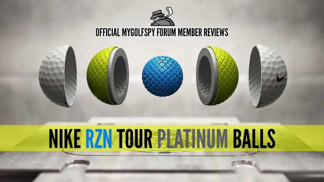 OFFICIAL NIKE GOLF RZN TOUR PLATINUM BALL REVIEWS.  mgs RZN plat balls header.jpg 5a7d89fbc6c5
