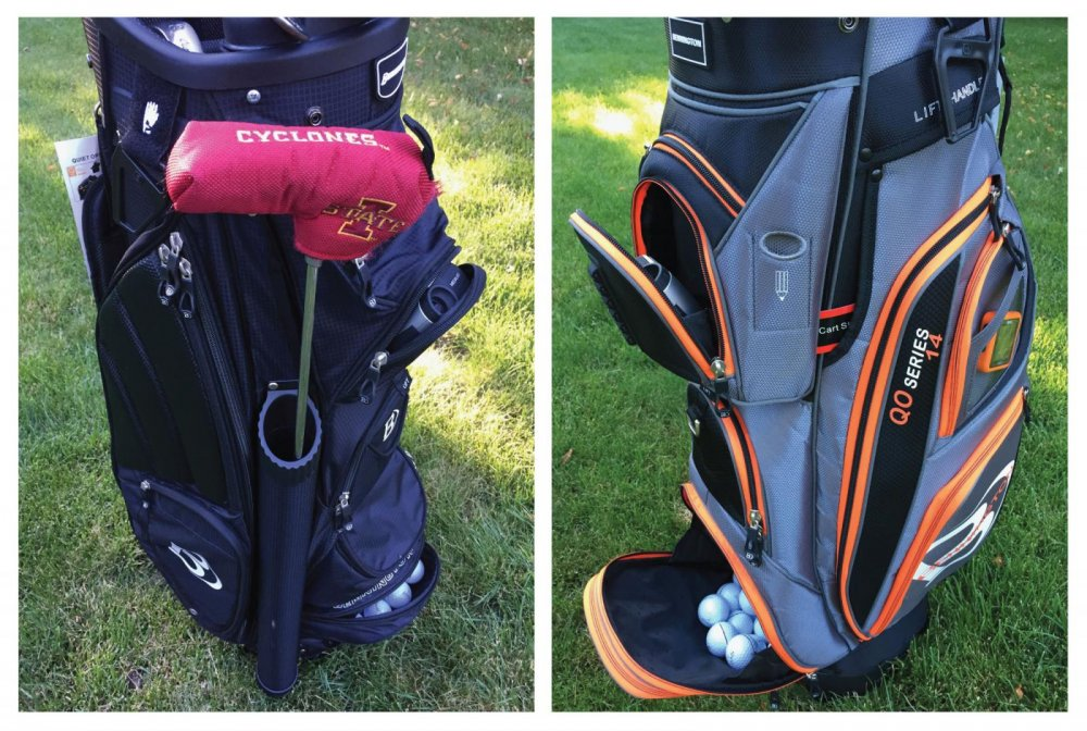 Unofficial review – Bennington bags – no club chatter on golf trolley, golf course accessories supplies, golf pants, golf galaxy, golf pull carts, golf gifts, golf digest hot list bags, golf shopping bag, golf travel bag, golf stand bag, golf club bag, golf push carts,