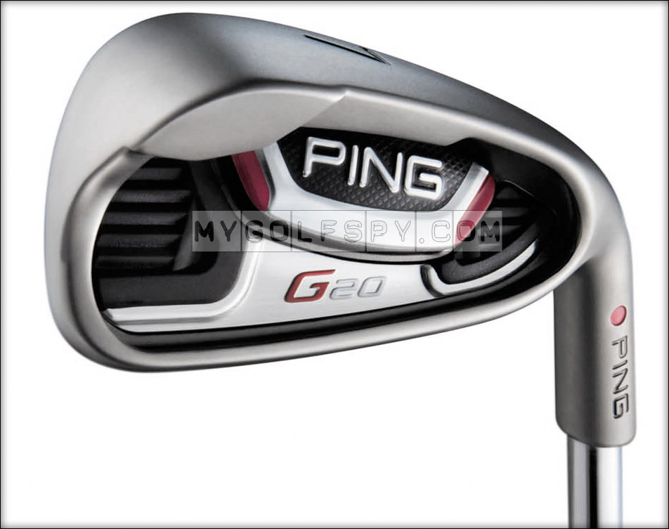NEW DRIVERS: MYGOLFSPY G20