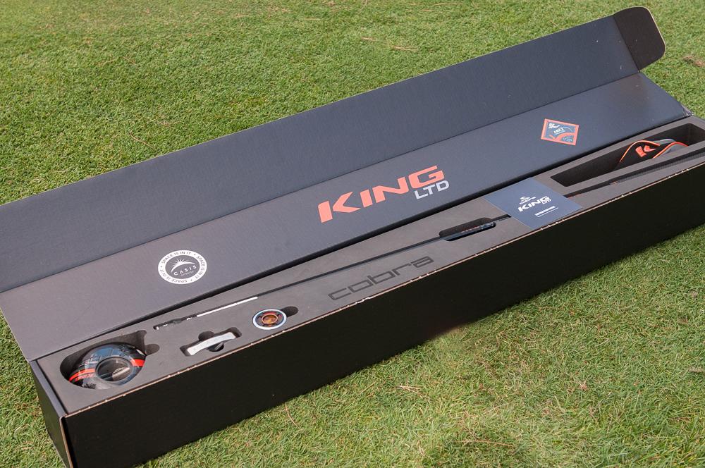 Mediakitmonday Cobra King Ltd Driver General Equipment