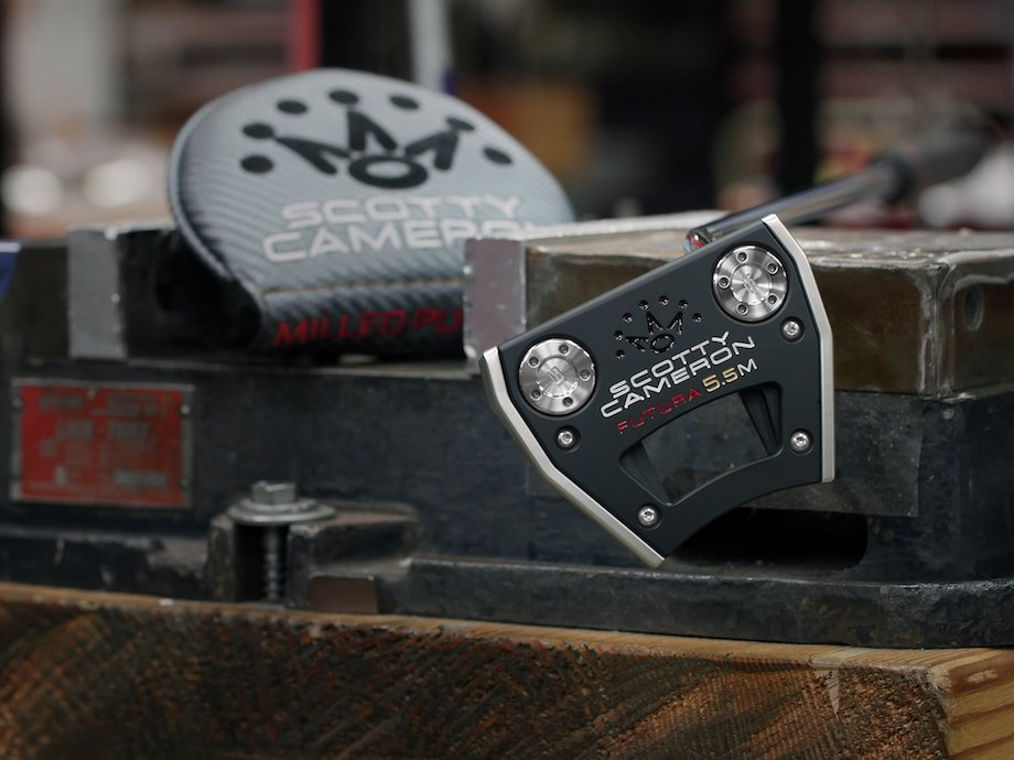 Titleist Introduces New Scotty Cameron Futura 5 5M - Putter