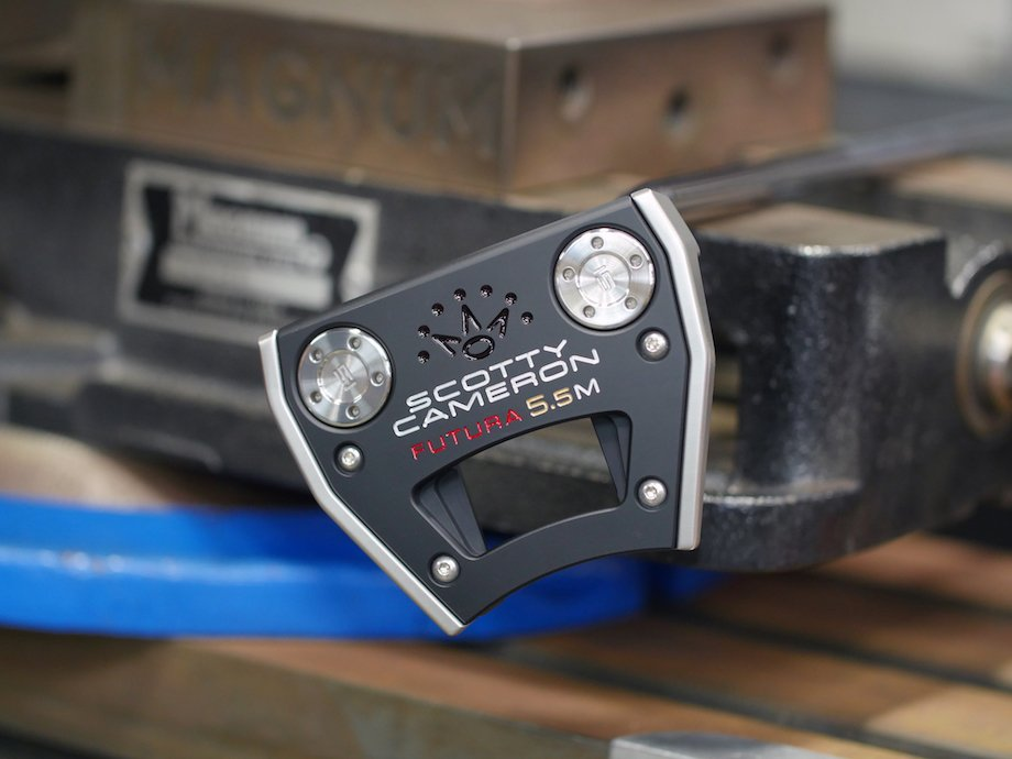 Titleist Introduces New Scotty Cameron Futura 5 5M - Putter
