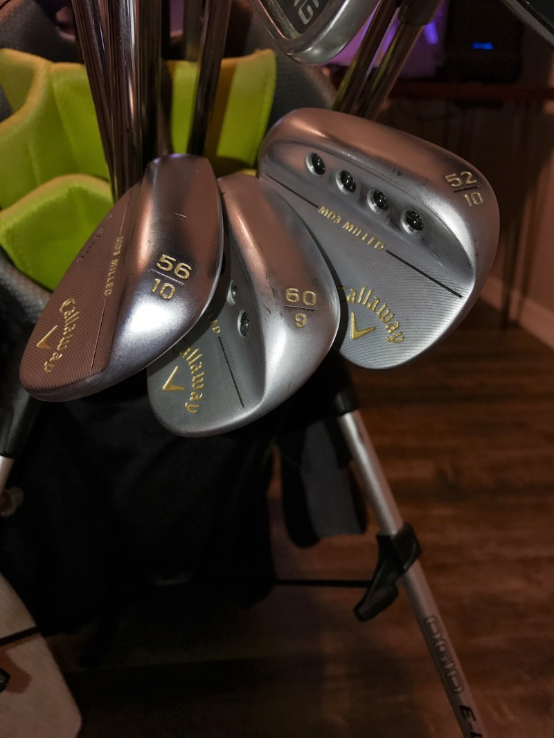 Tsauer S Witb Wiyb What S In Your Bag Mygolfspy Forum