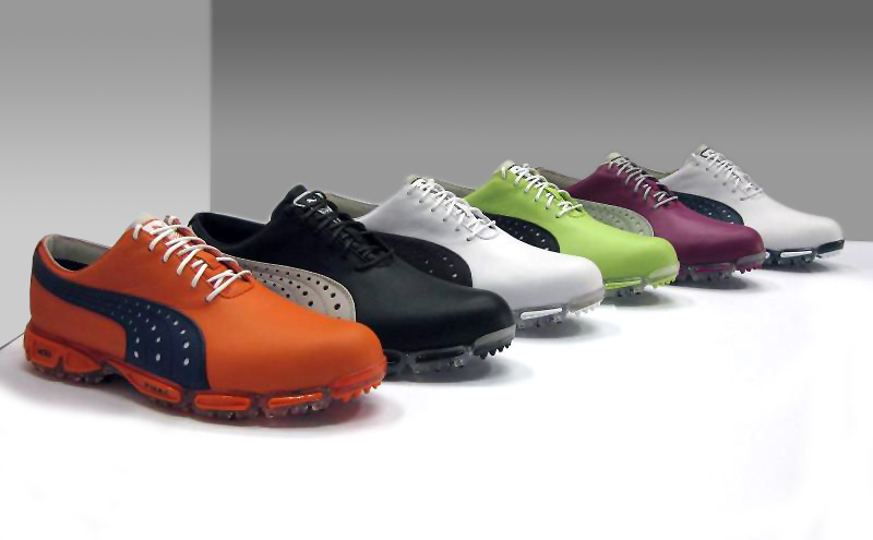 Ian Poulter PUMA Golf Ryder Cup Shoes.JPG