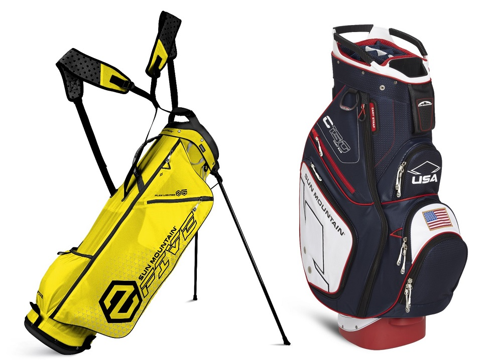 Official Forum Member Review: Sun Mountain Golf Bags - Forum Member on sun mountain golf cart seat, sun mountain golf cart tires, sun mountain golf cart air pump,