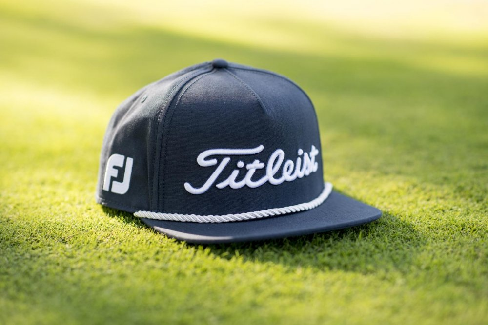 Titleist Rope Flat Bill Hat pic 2.jpg