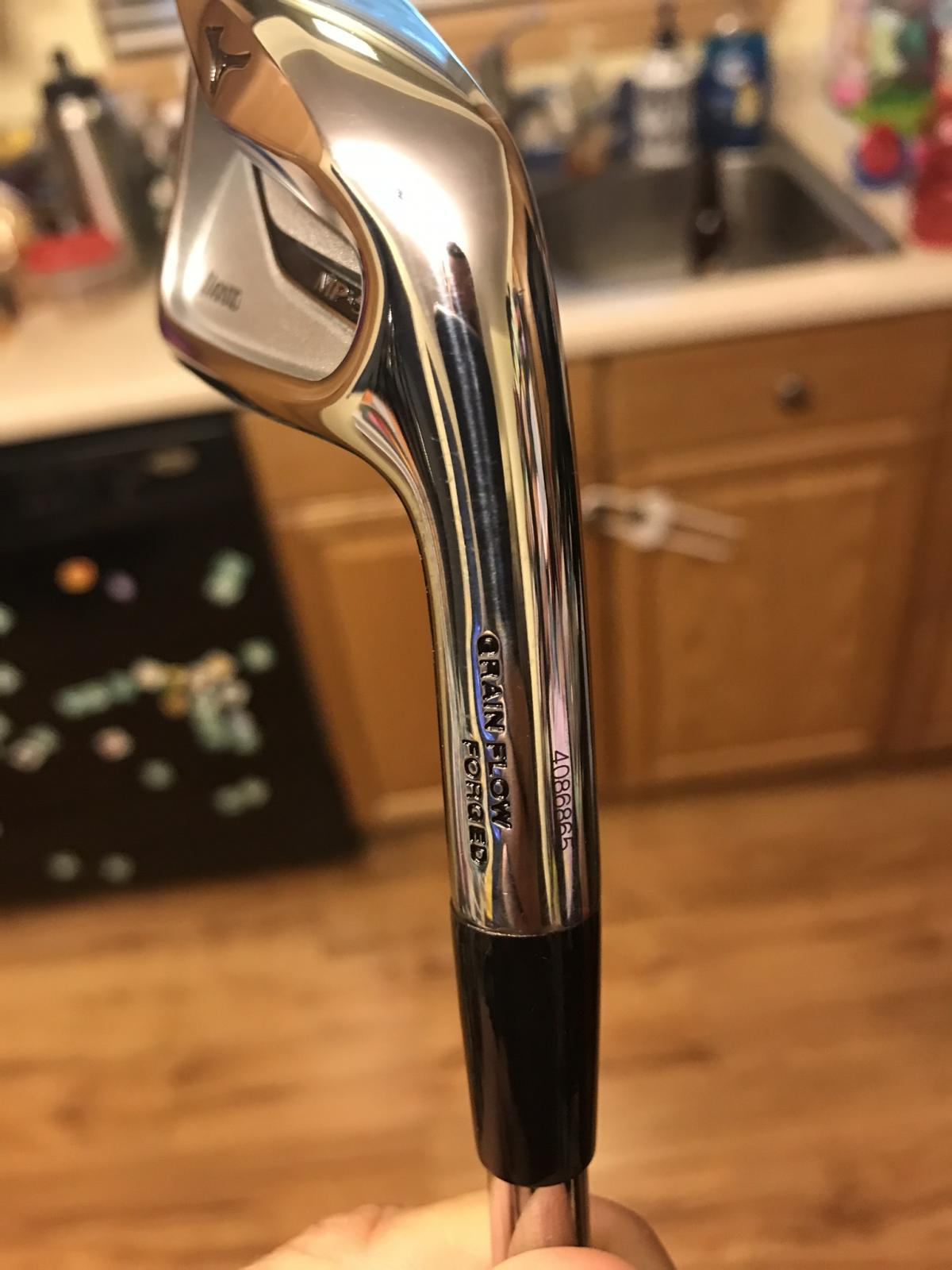 mizuno serial number