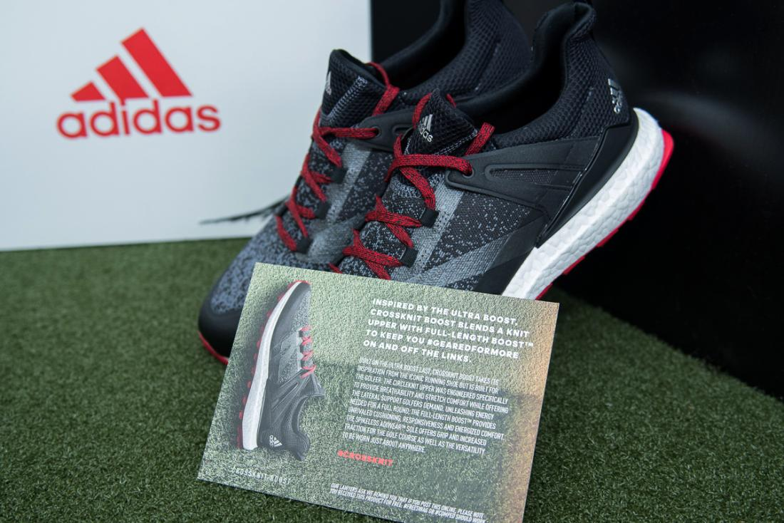 bc8e4673169492 Just Arrived  adidas CROSSKNIT BOOST Golf Shoes - General Equipment ...
