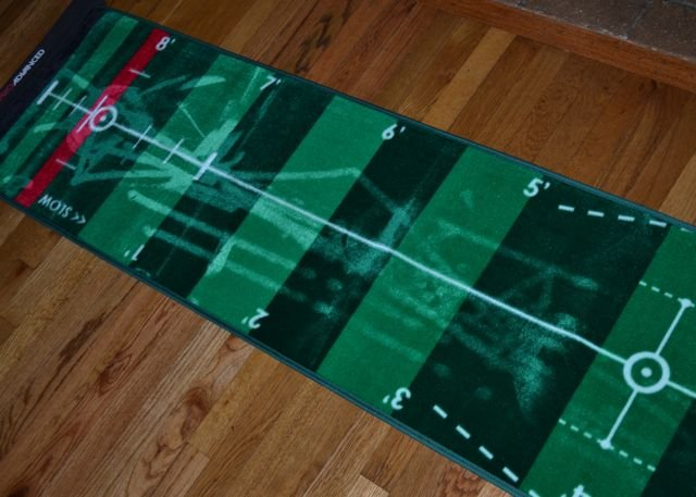 Proadvanced Proinfinity Putting Mat Official Mgs Review