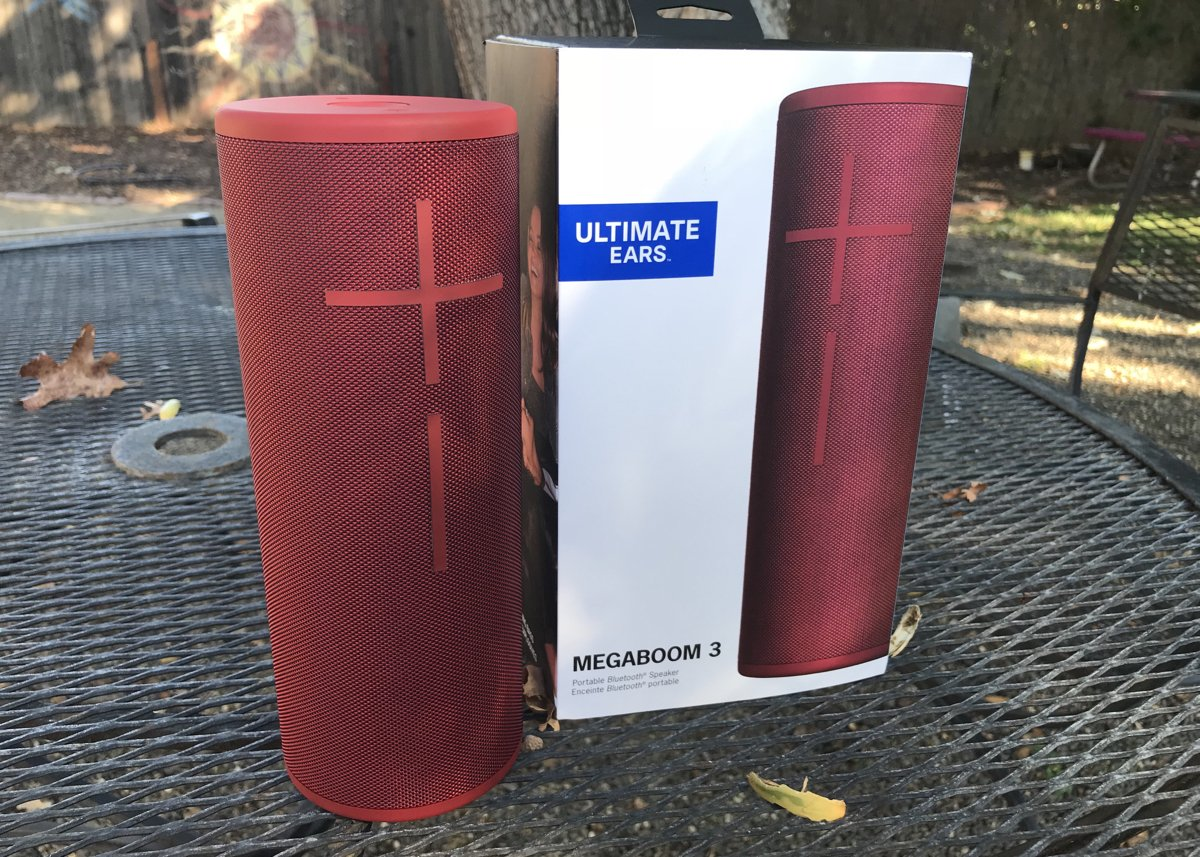 Dave's Take: The UE MEGABOOM 3 Bluetooth Speaker REVIEW