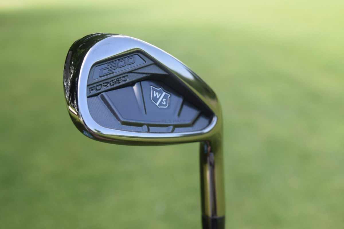 Wilson C300 Forged gun Metal 8.jpg