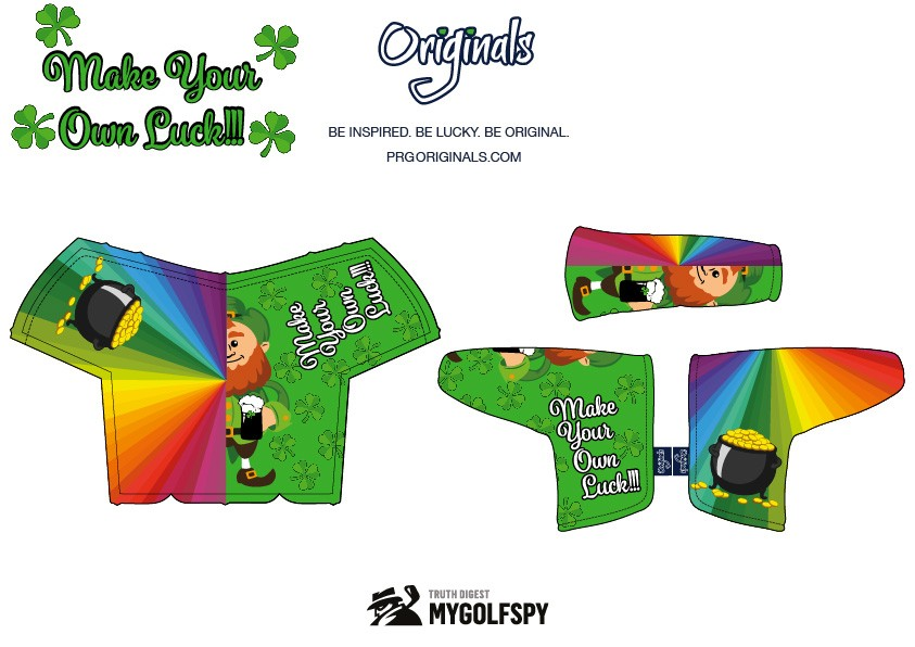Putter Cover Original Make your own luck.jpg