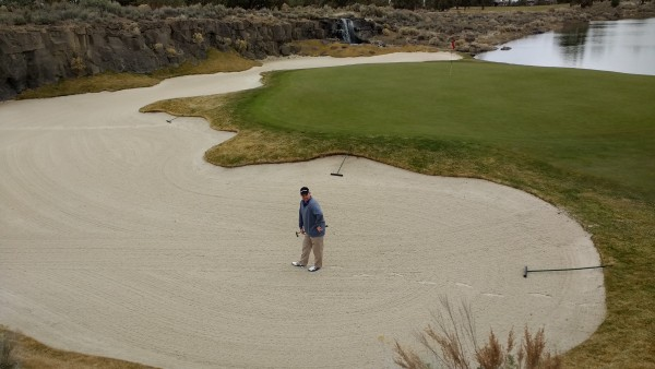 Now THAT's a bunker!