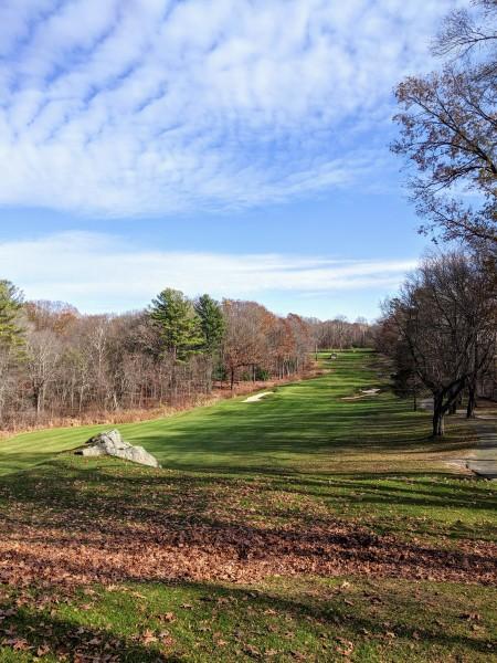 Fall golf 2019