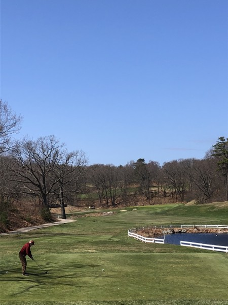 target golf!