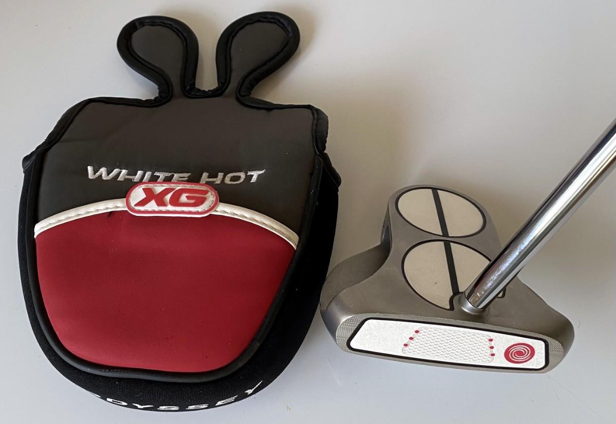 2020, Odyssey White Hot XG CS 2-ball centre shaft putter,a.jpg