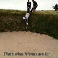 Dawg Golfer